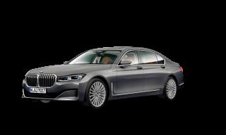 Dòng xe Sedan BMW 7 Series