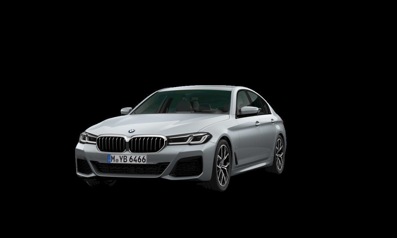 BMW radu 5 Sedan