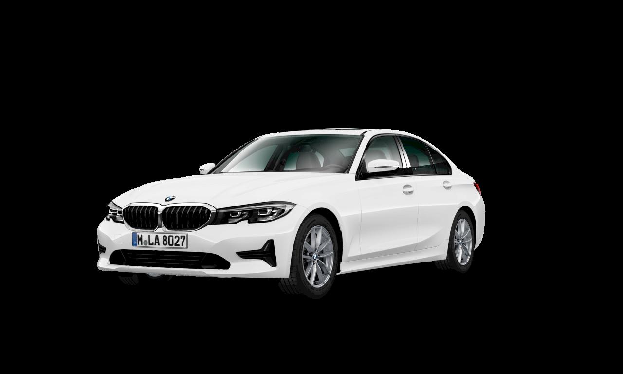 BMW 3シリーズ セダン Standard、サイド・ビュー。