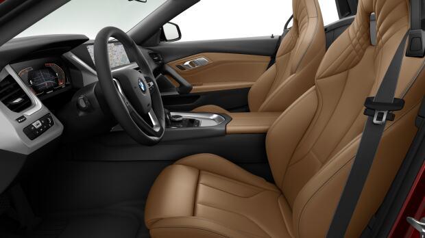 Neem een kijkje in de BMW Z4 sDrive20i
