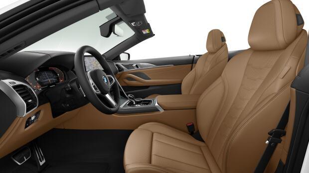 Neem een kijkje in de BMW 840i Cabrio