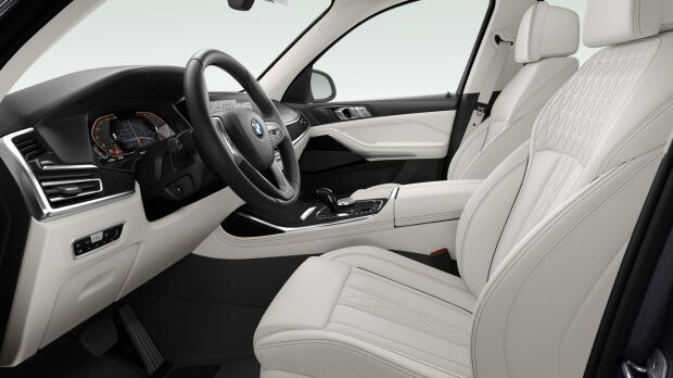 Neem een kijkje in de BMW X7 xDrive 40i