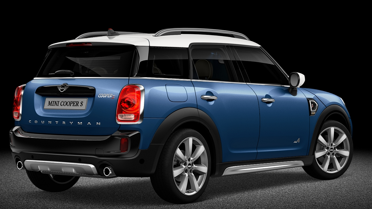 Diseño robusto MINI Countryman - SAVness.