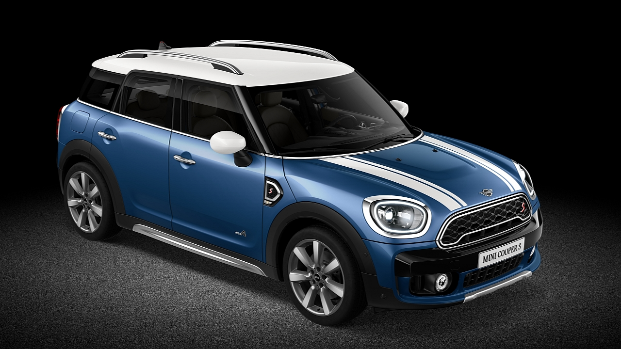 MINI Countryman – Softroader – Outdoorkarakter.