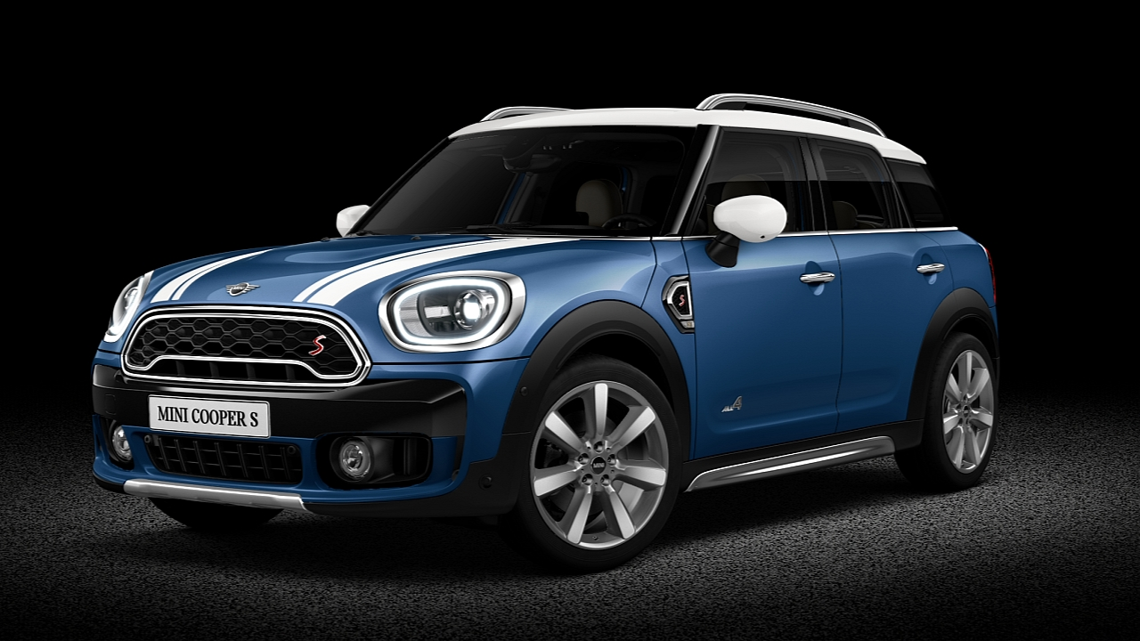 MINI Countryman ALL4 – Optisch Exterieurpack – PLATTELAND.