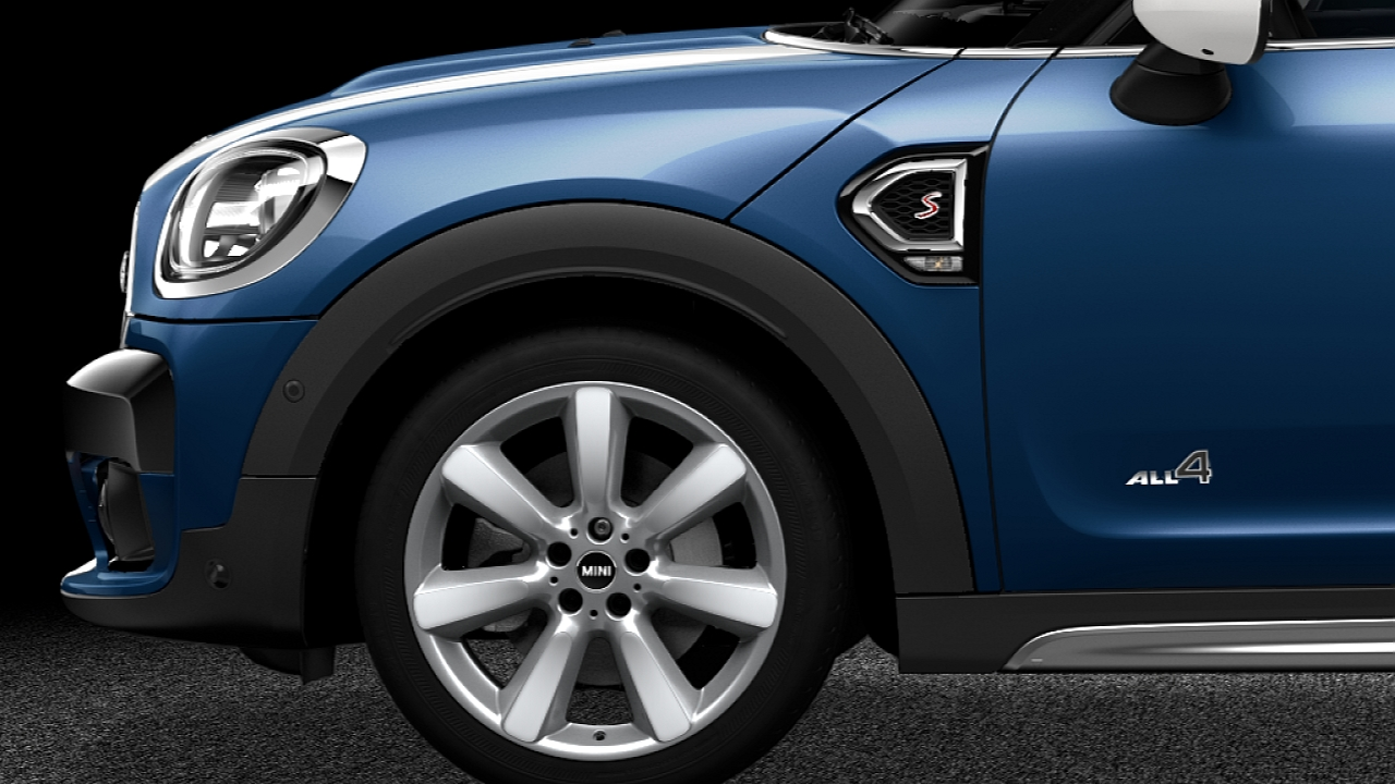 MINI Countryman ALL4 – Outdoorkarakter.