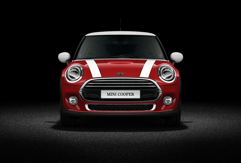 MINI Cooper 3 Door Front View