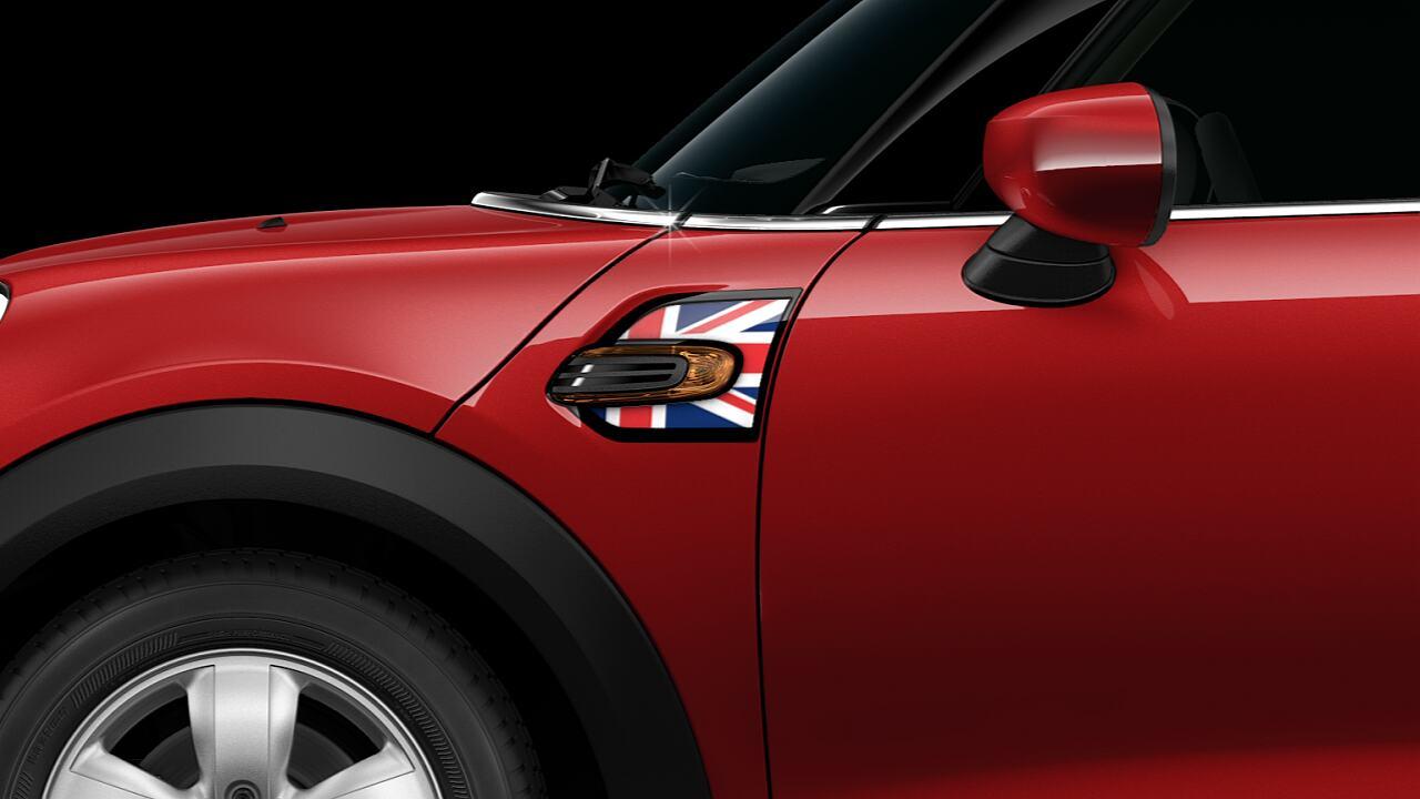 MINI Cooper 3 Door Union Jack Side Scuttles
