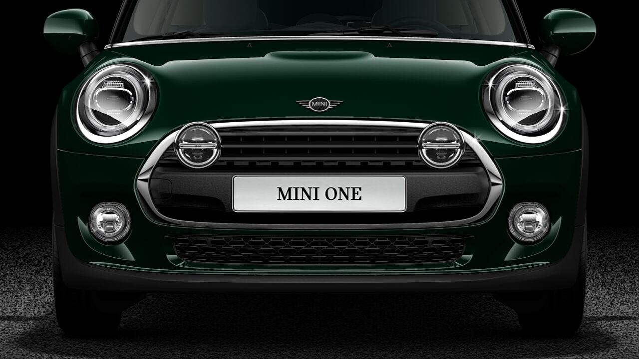 MINI One 5 door hatch LED headlights