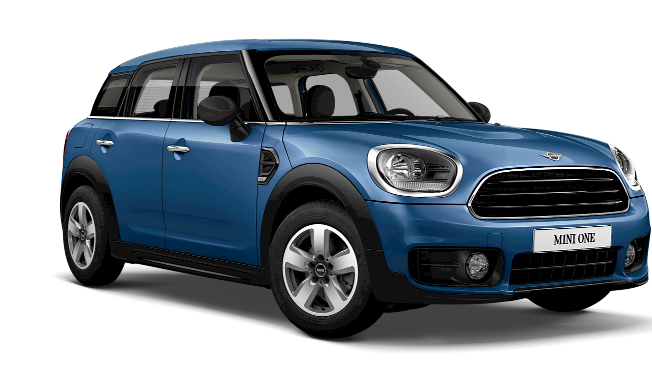 MINI One Countryman Heroansicht
