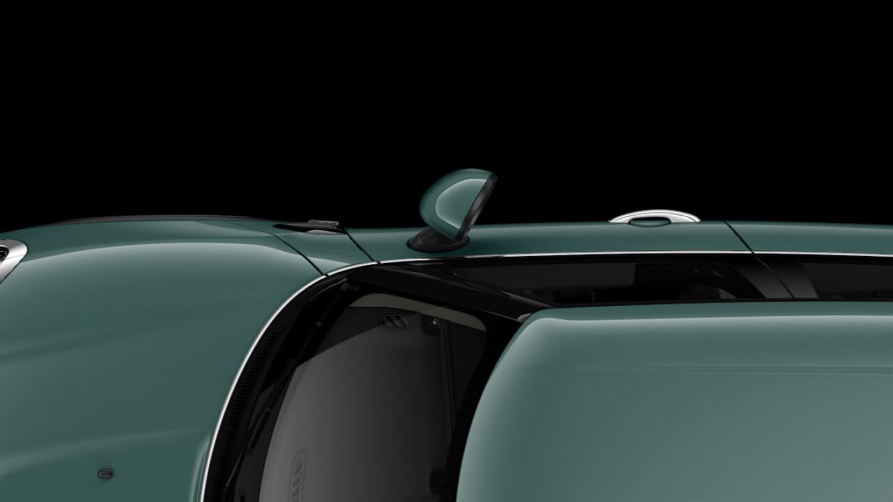 MINI One Countryman – mirror cap