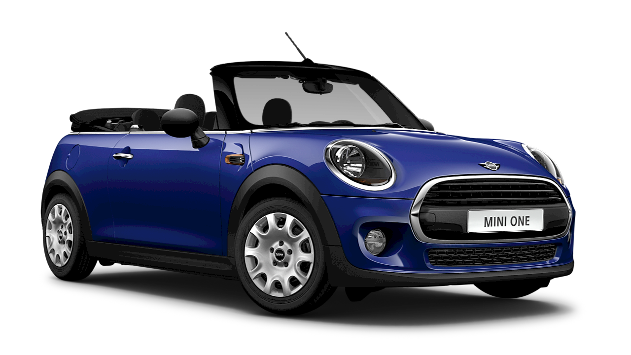 MINI One Cabrio Heroansicht