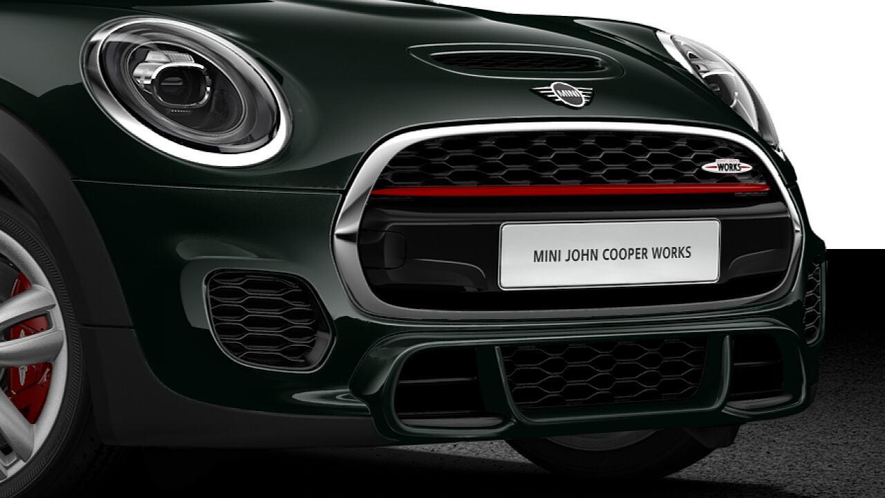 MINI John Cooper Works Convertible