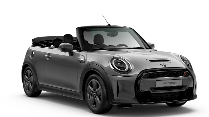 MINI Cooper S Convertible - Front View - Essential Trim