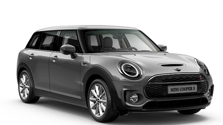 MINI Clubman - Front View - Essential Trim