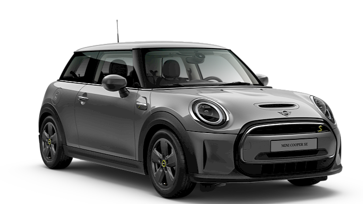 MINI Cooper SE Countryman - Front View - Essential Trim
