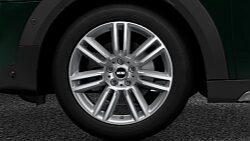 Легкосплавные колеса MINI Cooper D Countryman ALL4.