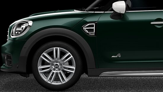 ЛоготипMINI Cooper D Countryman ALL4