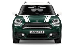 MINI Cooper D All4 Countryman front profile