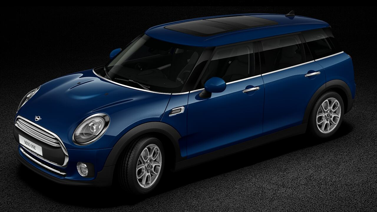 MINI One Clubman  contrasting roof