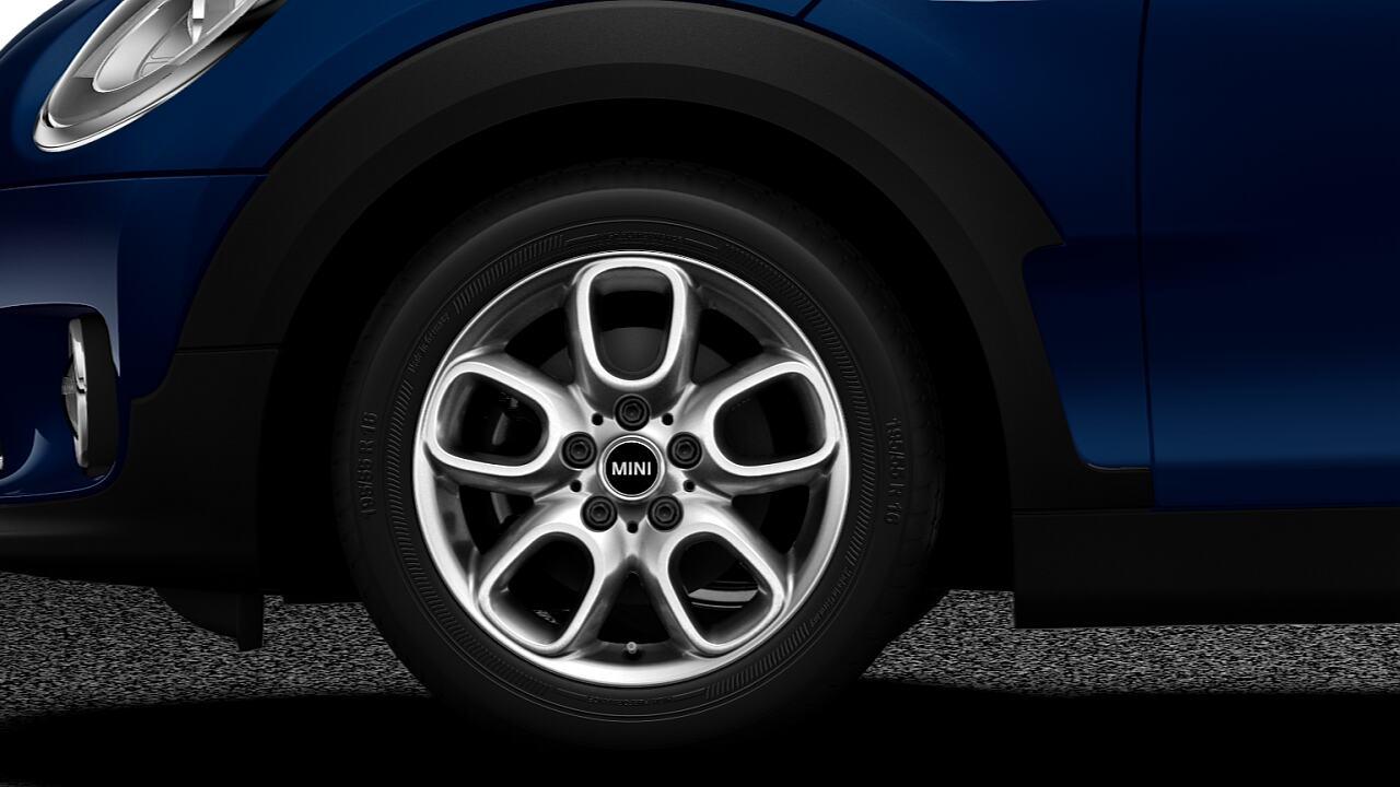 """MINI One Clubman  19"""" 2-Tone Wheels"""