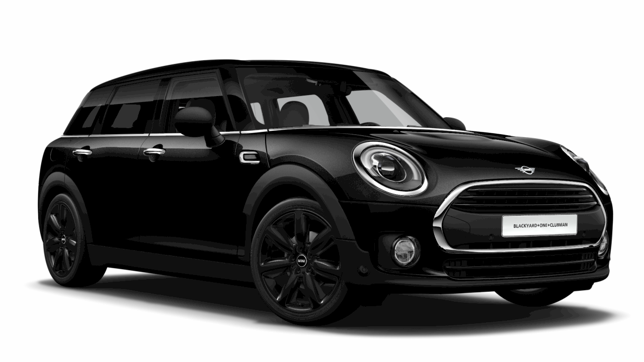 MINI Blackyard One Clubman.
