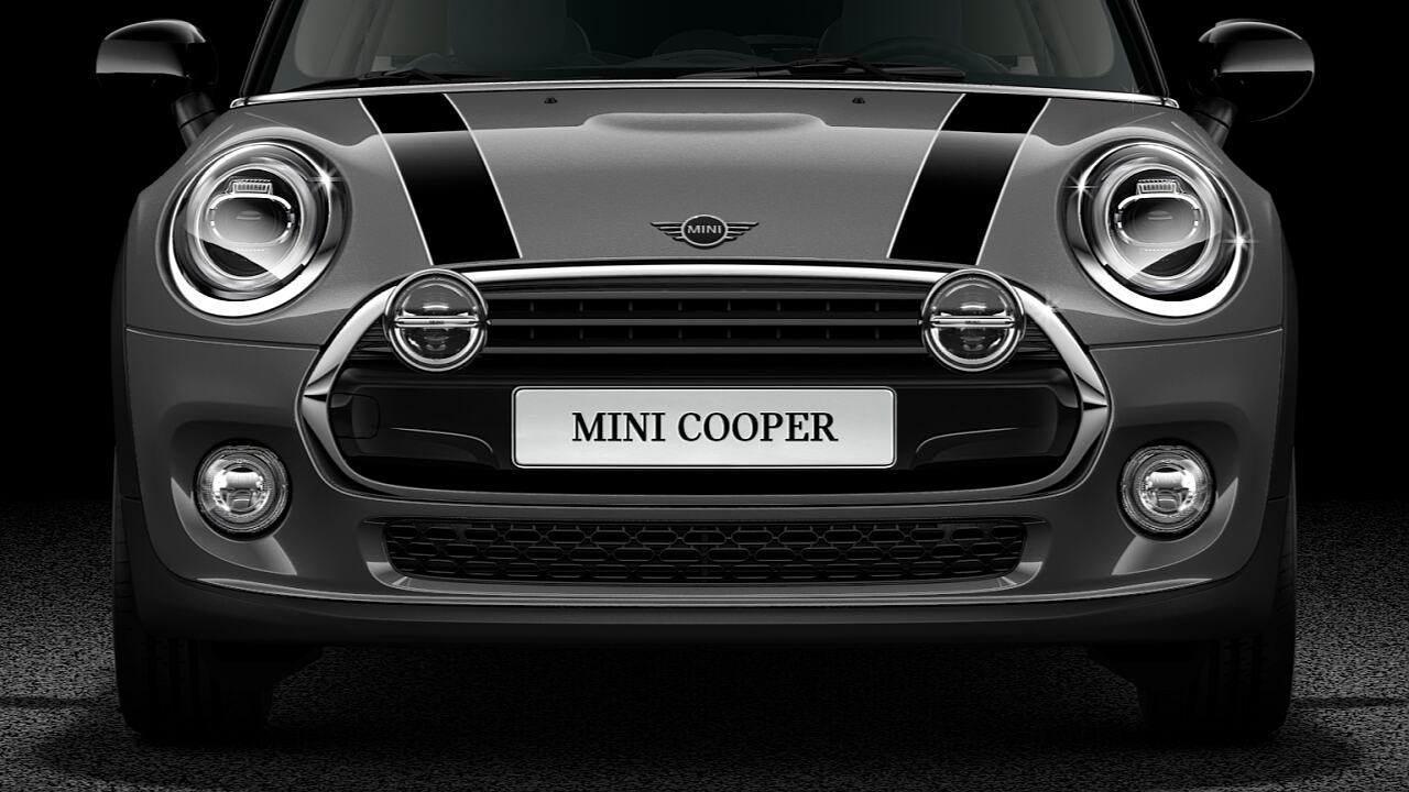 MINI Cooper Hatch 5 Door front LED headlights
