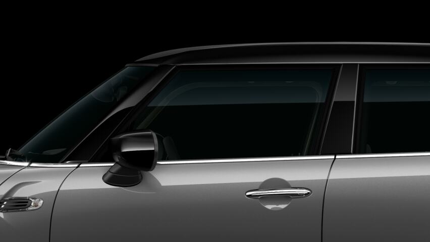 MINI Cooper Hatch 5 Door  dynamic roofline
