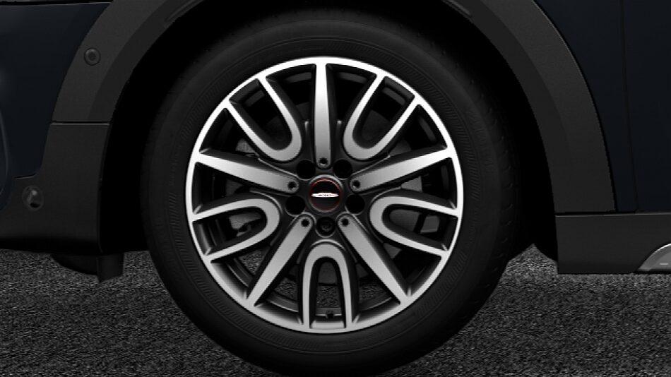 Легкосплавные колеса MINI Cooper SD Countryman ALL4.