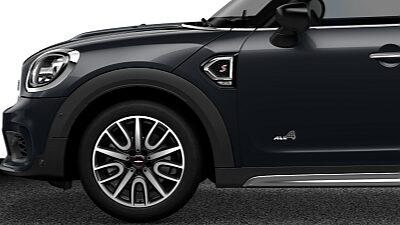 Логотип MINI Cooper SD Countryman ALL4