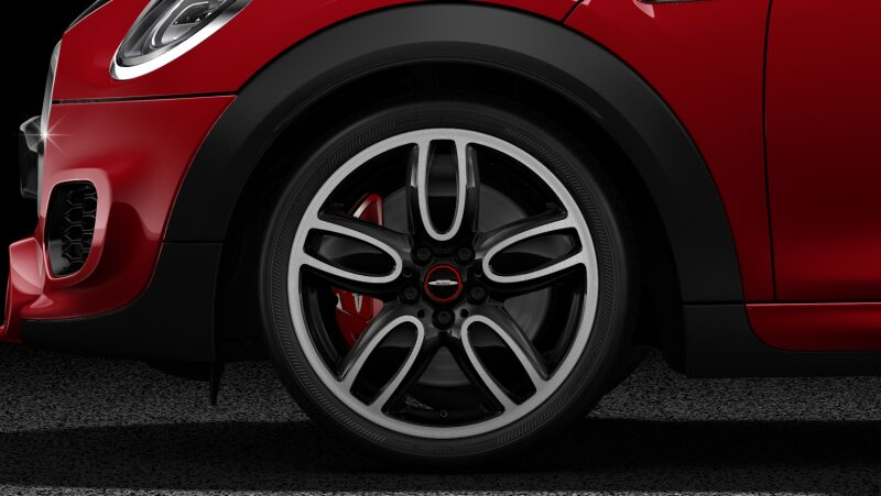 "MINI John Cooper Works Hatch 18"" light alloy John Cooper Works Cup Spoke two-tone"