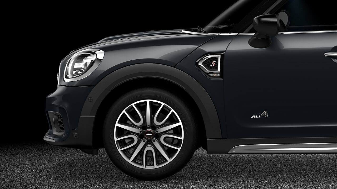 "MINI Countryman 19"" Легкосплавні диски JCW course spoke - SPORT."