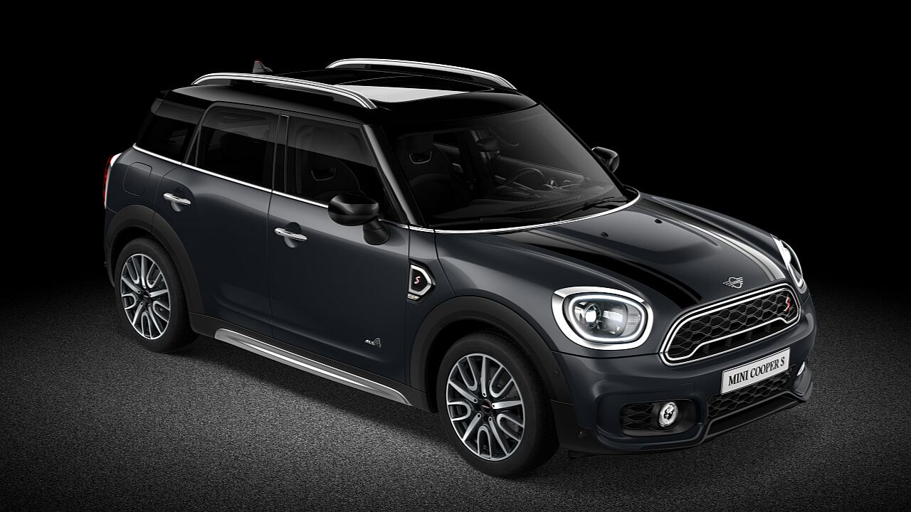 MINI Countryman JCW chili trim level - SPORT.