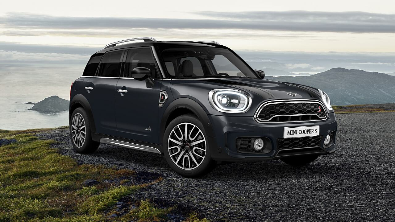 MINI Countryman - hero SPORT
