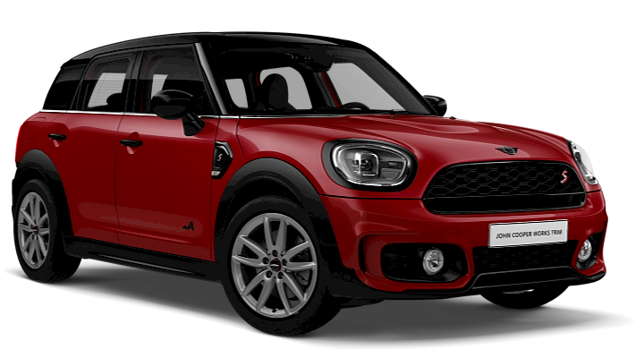 MINI Countryman - Front View - John Cooper Works Trim