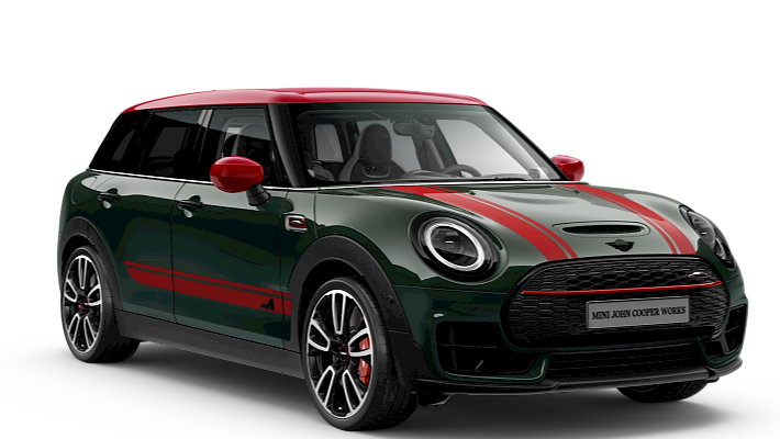 MINI Clubman - Front View - John Cooper Works Trim