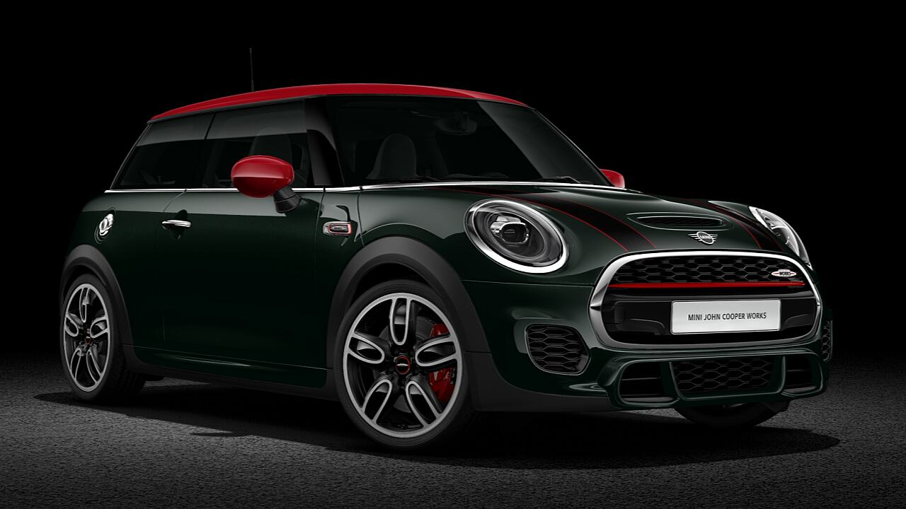 MINI JOHN COOPER WORKS HATCH 3 PORTES