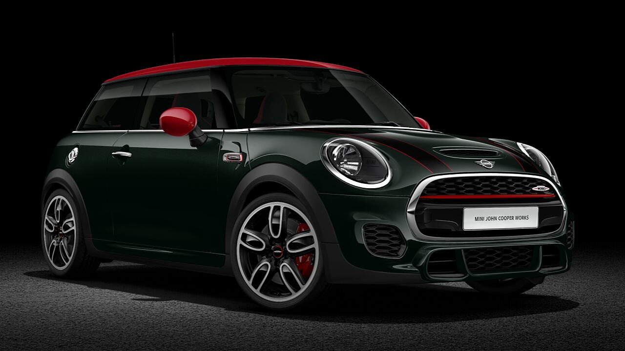 MINI HATCH 3 PORTES JOHN COOPER WORKS