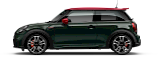 MINI John Cooper Works side view