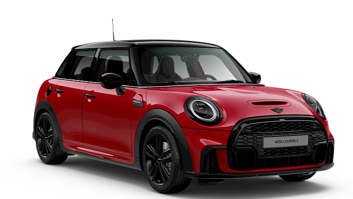 MINI 5-portes - Vue de face - John Cooper Works Trim