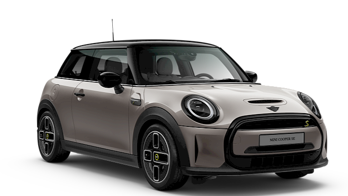 MINI 3-Türer Cooper SE – Vorderansicht – MINI Electric Collection