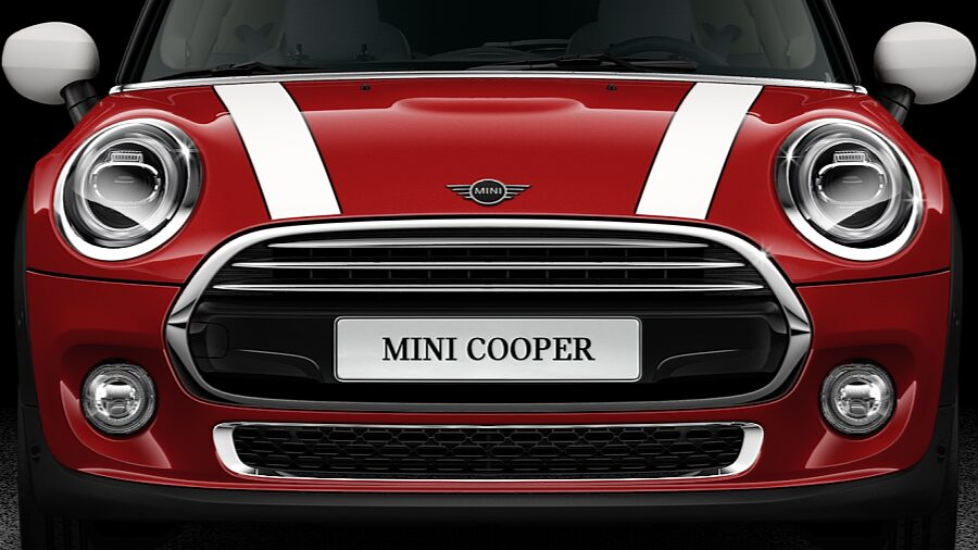 MINI Cooper 3 Kapı hizalanmış motor kapağı
