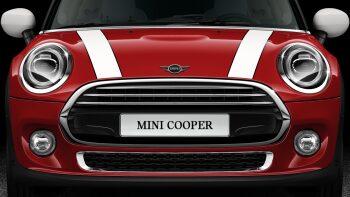 MINI Cooper 3 Door engine hood