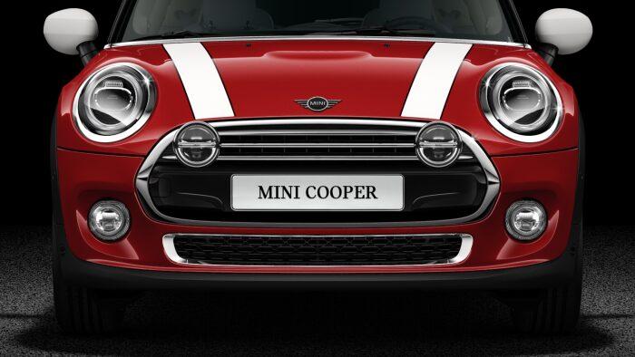 MINI Cooper 3 Door LED headlights