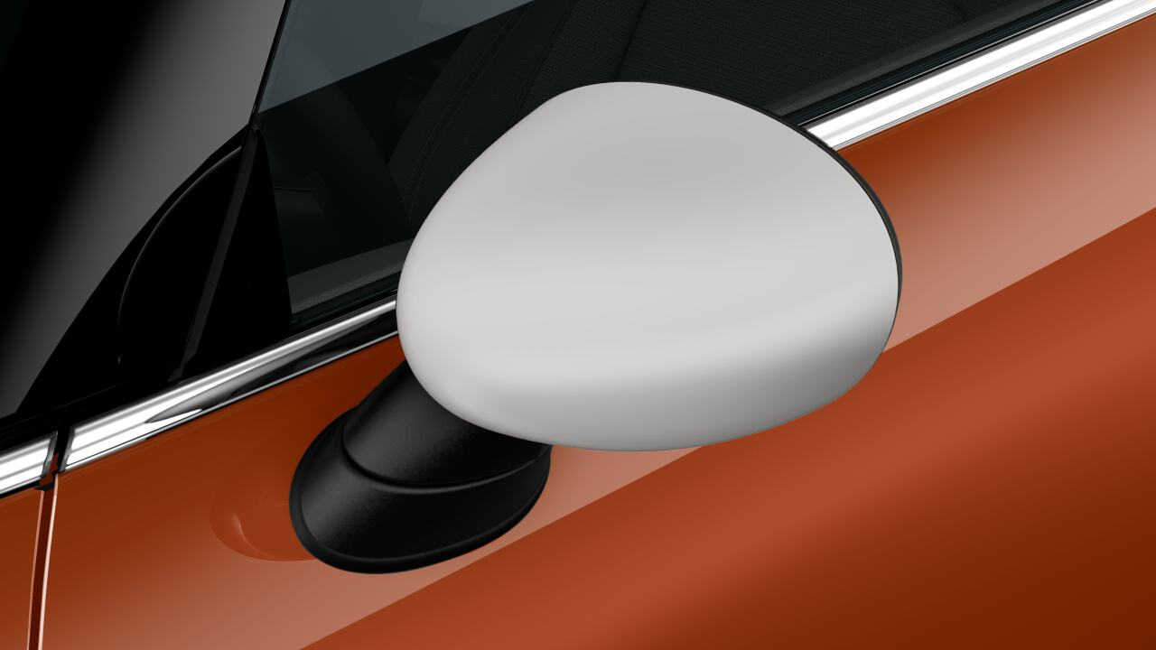 MINI Cooper 3-door Hatch – mirror cap
