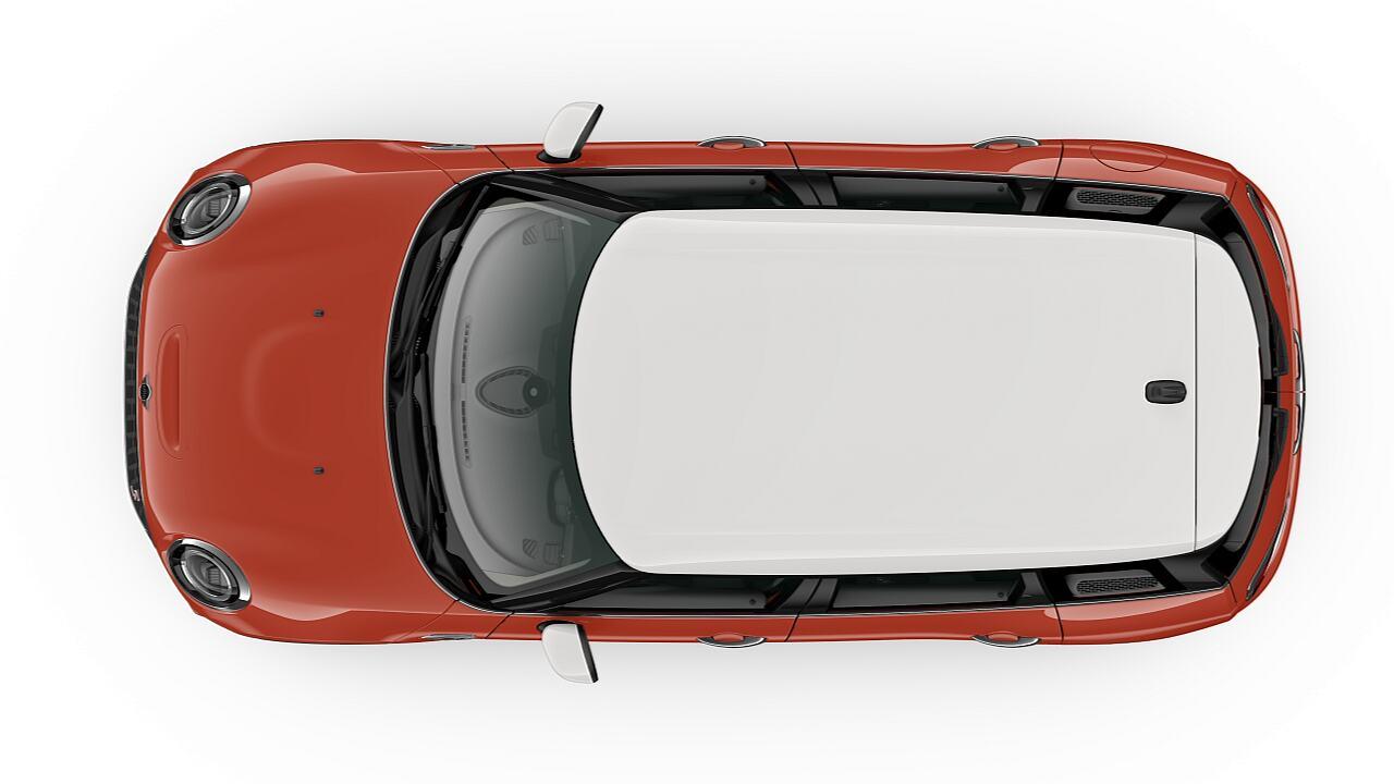 MINI Cooper S Clubman – roof