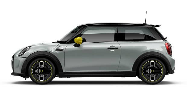 MINI Cooper SE – electric mini – 3-door