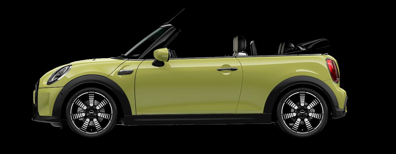 MINI Cabrio - Seitenansicht
