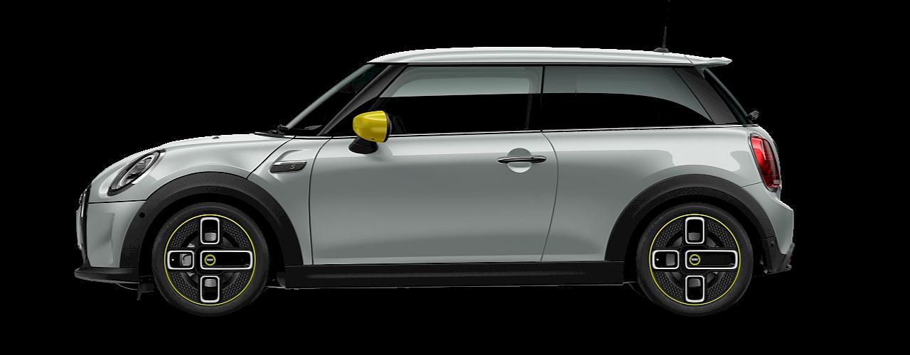 MINI Cooper SE - 3 Türer - Seitenansicht