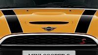MINI Cooper s 3 Kapı S logolu motor kaputu
